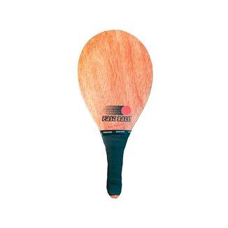 Raquete De Frescobol Fast Ball Madeira Profissional