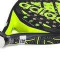 Raquete de Padel Adidas Match 3.0 Preta e Limão