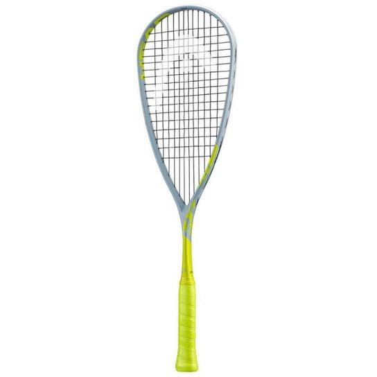 Raquete de Squash Head Extreme 145 - Amarelo Fluorescente