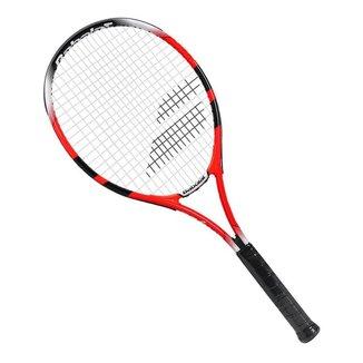 Raquete de Tênis Babolat Eagle Vermelha Preta e Branca
