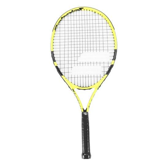 Raquete de Tênis Babolat Nadal Jr 25 - Amarelo+Preto