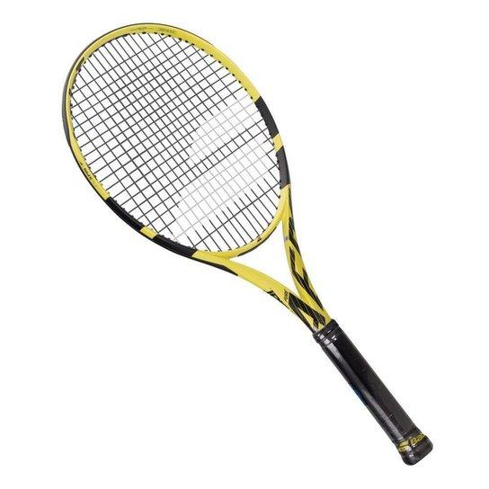 Raquete de Tênis Babolat Pure Aero + - Amarelo