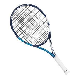 Raquete de Tênis Babolat Pure Drive Junior 25 Marinho Azul e Branca