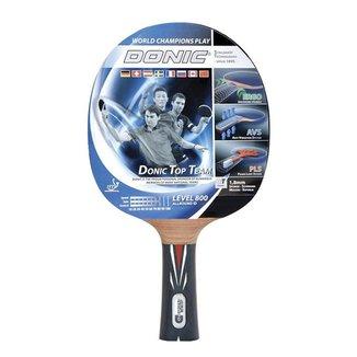 Raquete De Tênis De Mesa Top 800 Donic
