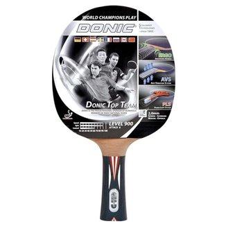 Raquete De Tênis De Mesa Top 900 Donic