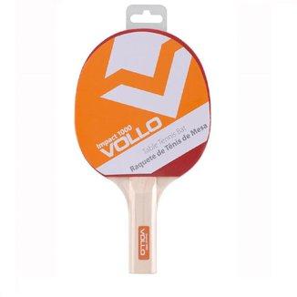 Raquete de tênis de mesa vollo impact 1000