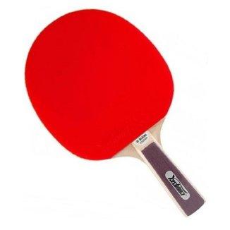 Raquete de Tênis de Mesa Yashima Starter Learning Series - Clássica - 82004 Roxa