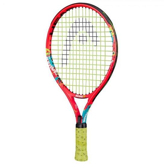 Raquete de Tênis Head Júnior Novak 17 New - Vermelho