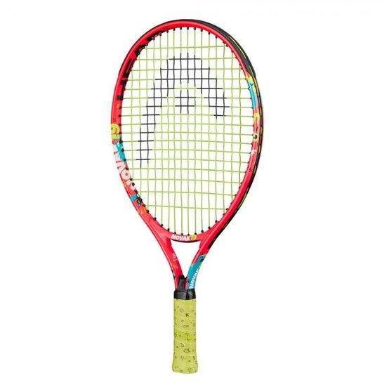 Raquete de Tênis Head Júnior Novak 19 New - Vermelho