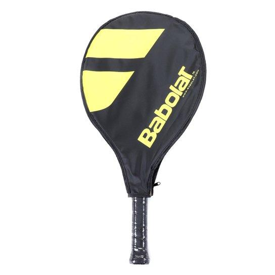 Raquete de Tênis Infantil Babolat Nadal Jr 21 - Amarelo+Preto