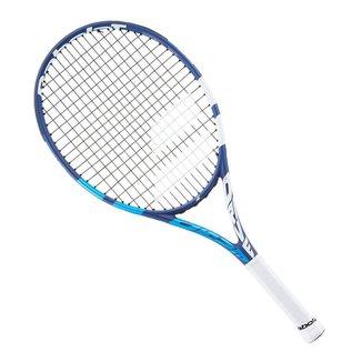 Raquete de Tênis Infantil Drive Junior 25 Azul Modelo 2021 - Babolat
