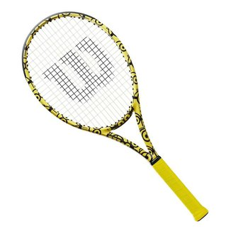 Raquete de Tênis Ultra 100 v3 Minions 16x19 300g - Wilson