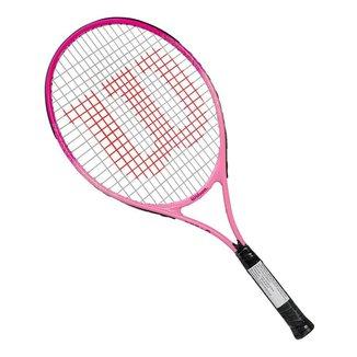 Raquete de Tênis Wilson Burn Pink 2 25 Junior