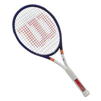 Raquete De Tenis Wilson Ultra 100 V3 Roland Garros - L3