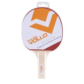 Raquete Tenis De Mesa Force 1000 Vt601 Vollo