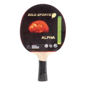 Raquete Tenis De Mesa Gold Sports Alpha