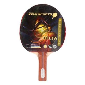 Raquete Tenis De Mesa Gold Sports Delta