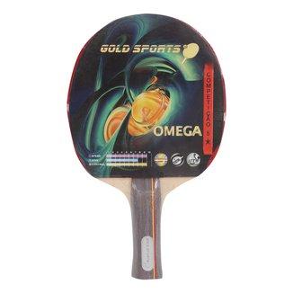 Raquete Tenis De Mesa Gold Sports Ômega