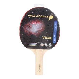 Raquete Tenis De Mesa Gold Sports Vega