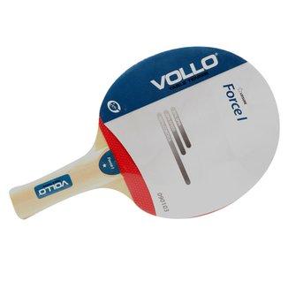 Raquete Tênis De Mesa Vollo Tm Force 1000