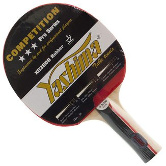 Raquete Tenis de Mesa Yashima Competition Pro Series XR3000