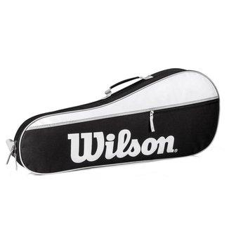 Raqueteira Advantage Pro Triple X3 Preta Branca e Cinza - Wilson