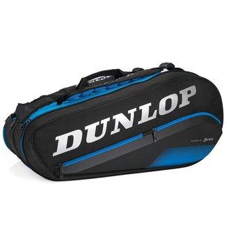Raqueteira Dunlop Fx Performance X12 Preta e Azul