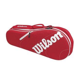 Raqueteira Esp Advantage Team 3R Wilson