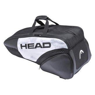 Raqueteira Head Djokovic 6R Combi - Preta