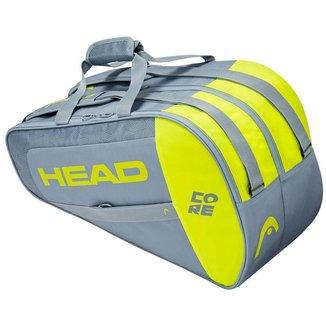 Raqueteira Head Padel Core - Amarela