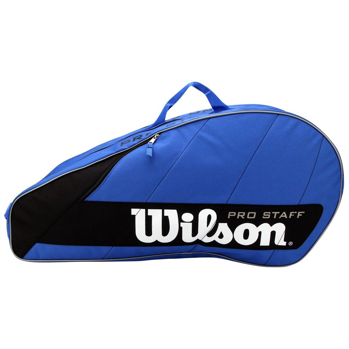 c32e1aae23 Raqueteira Wilson Pro Staff - Compre Agora