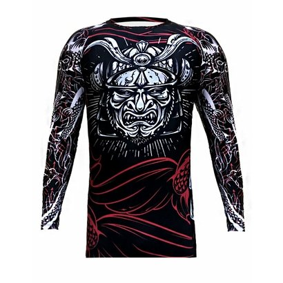 Rash Guard Sensei Spartanus Fightwear
