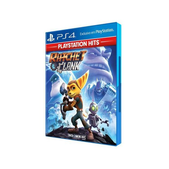 Ratchet Clank para PS4 - Incolor