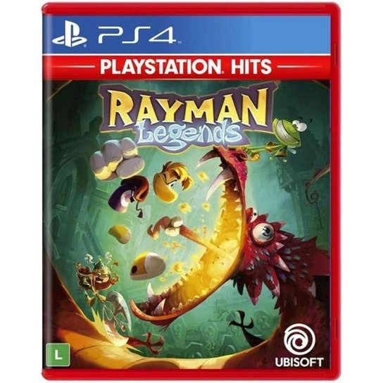 Rayman Legends - Ps4 - Incolor