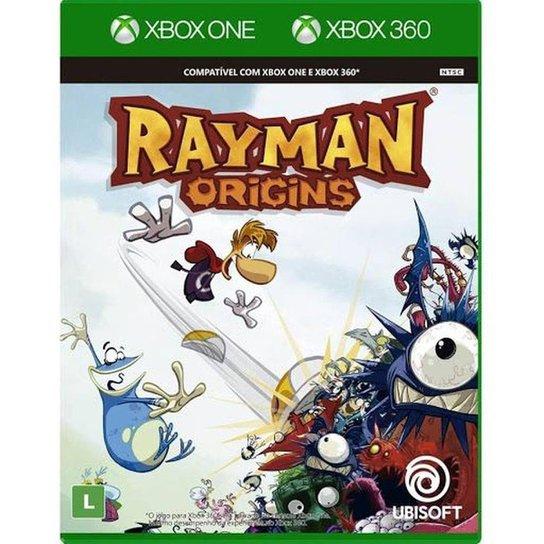 Rayman Origins - Xbox One 360 - Incolor
