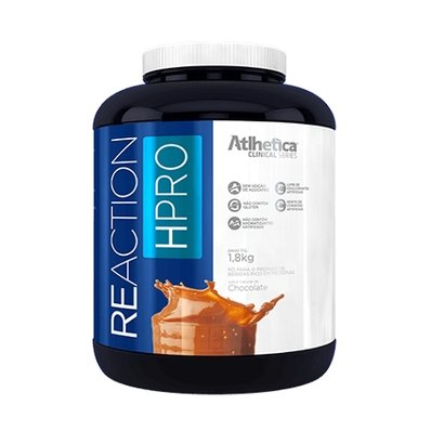 Reaction Hpro 1,8Kg - Atlhetica Clinical Series - Baunilha