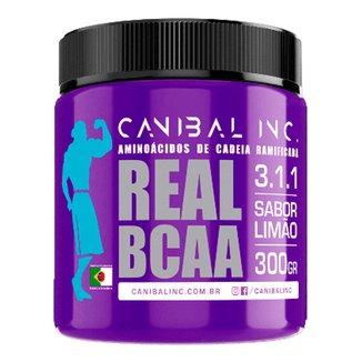 Real BCAA 300g Limão - Canibal Inc