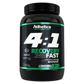 Recovery Fast 4:1 1,05 Kg - Atlhetica Nutrition