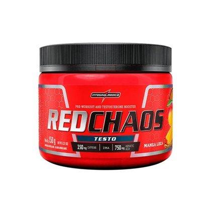 Red Chaos Testo - 150g - Manga Loca - Integralmédica