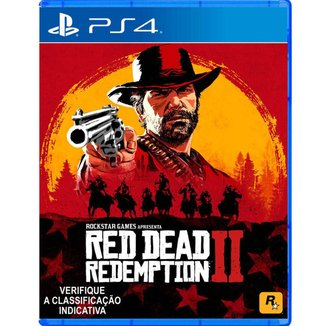 Red Dead Redemption 2 - PS4