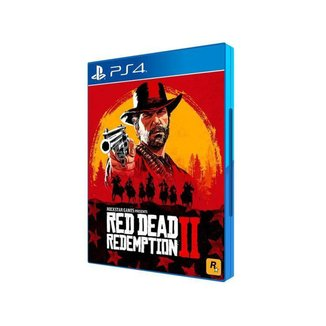 Red Dead Redemption II para PS4