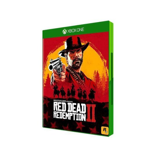 Red Dead Redemption II para Xbox One - Incolor