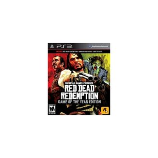 Red Dead Redemption: Game Of The Year - Ps3