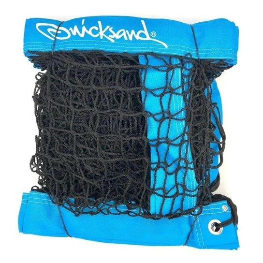 Rede de Beach Tennis Quicksand Torneo - Azul