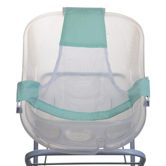 Rede De Proteção Para Banheira do Bebê Diversas Cores - Verde