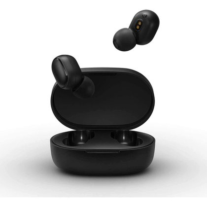 Redmi Airdots Versão Internacional Tws Bluetooth 5.0 Fones De Ouvido Sem Fio Bluetooth