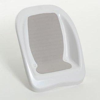 Redutor de Banheira para Bebê Plástica Branco