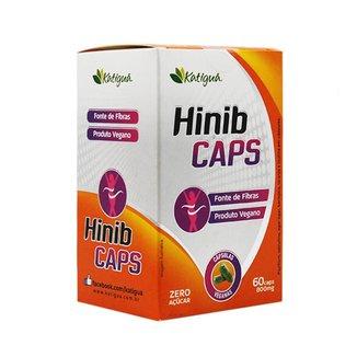 Redutor de Medidas Hinib Caps 800mg Katiguá - Rico em Fibras Vegano com 60 Cápsulas