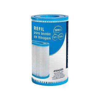 Refil P/ Bomba de Filtragem 2.006 e 3028 L/H  Bivolt Bel