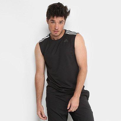 Regata Adidas D2M 3S Masculina
